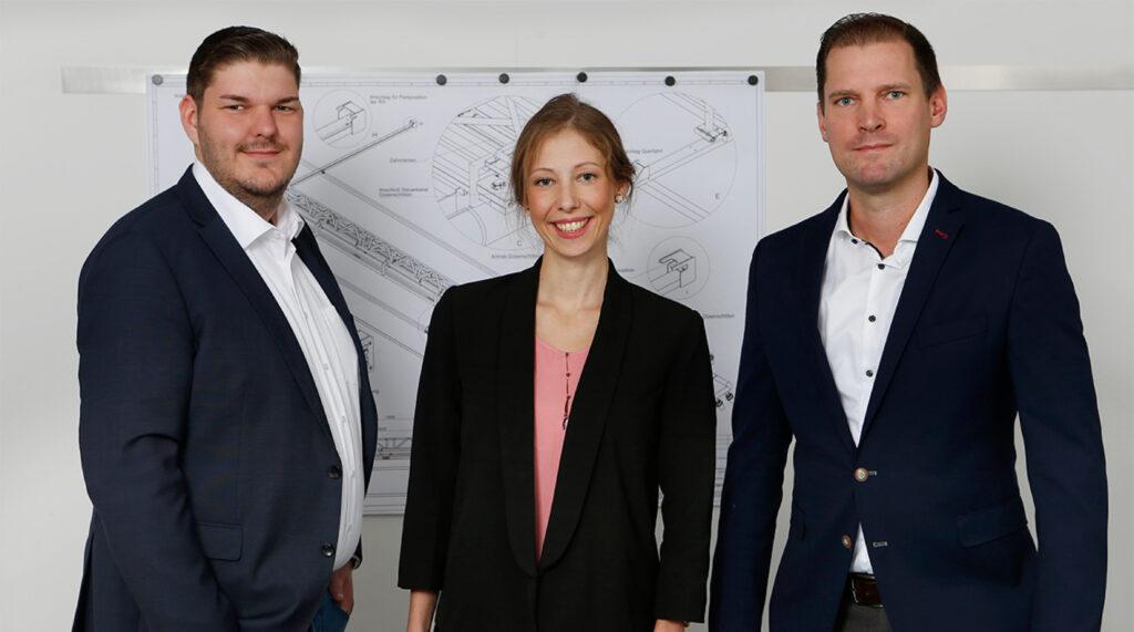 The Sales Team – Link